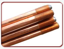 Copper Earth Rods
