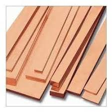 Copper Flats/Bus Bars
