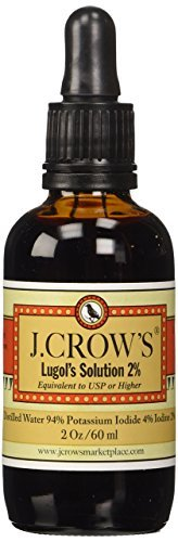 Crows Lugol s Iodine Solution