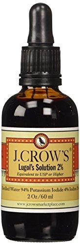Crows Lugol s Iodine Solution