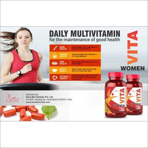 Daily Multivitamin (Women)