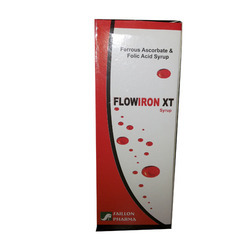 Flow Iron XT Syrup
