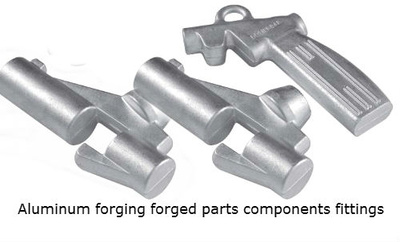 Forging And Forged Components Aluminium