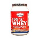 GDYNS Egg & Whey Protein Plus 500 Gm Strawberry