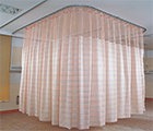 Hospital Partition Channels And Curtains