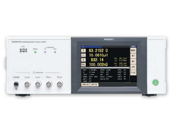 Impedance Analyzer Im3570