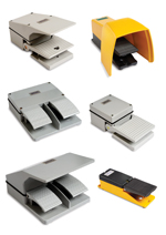 Industrial Heavy Duty Foot Switches