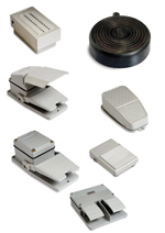 Industrial Light Duty Foot Switches