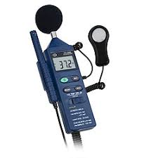 Light and Sound Measuring Instruments