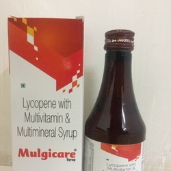 Lycopene With Multivitamin Syrup