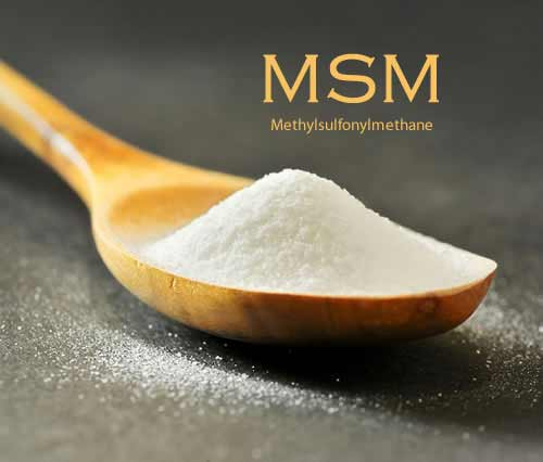 Methyl sulfonyl methane MSM