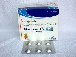 Moxirion-CV 625