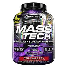 Muscletech Mass Tech Performance Series 12 Lbs