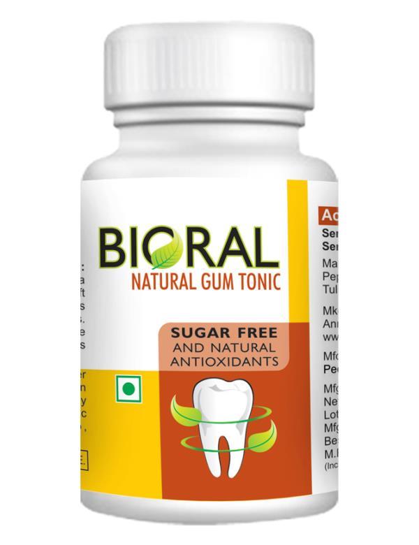 Natural Herbal Tooth Powder in Chennai India - Bioral