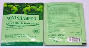 Noni Black Hair Shampoo