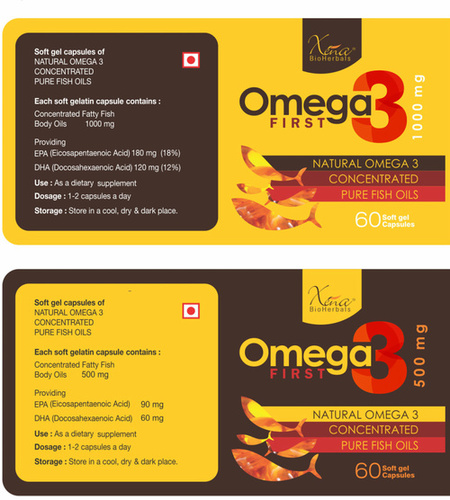 Omega 3 First