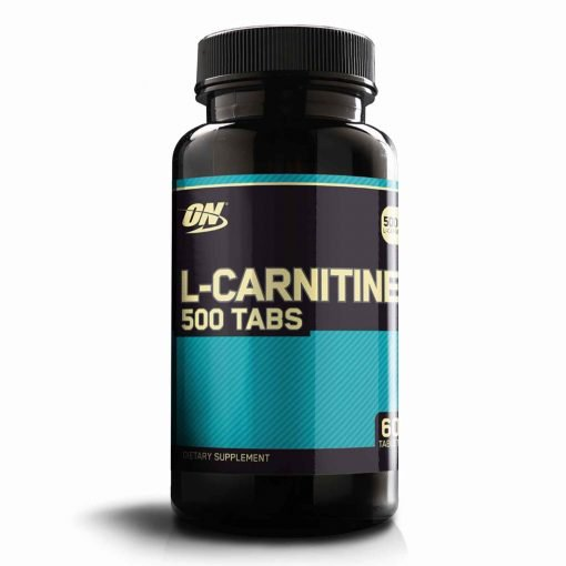 Optimum Nutrition (ON) L-Carnitine 500 mg