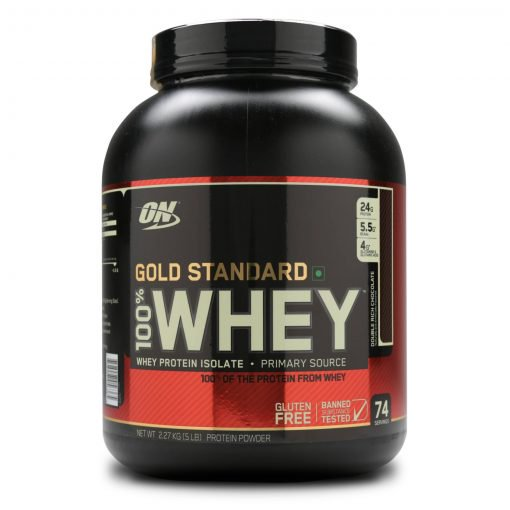 Optimum Nutrition (ON) 100% Whey Gold Standard