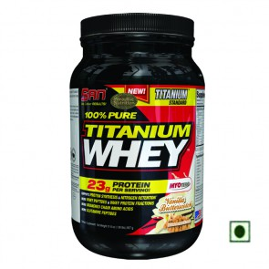 Proteins, 100% Pure Titanium Whey