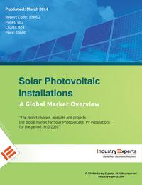 Solar Photovoltaic Installations