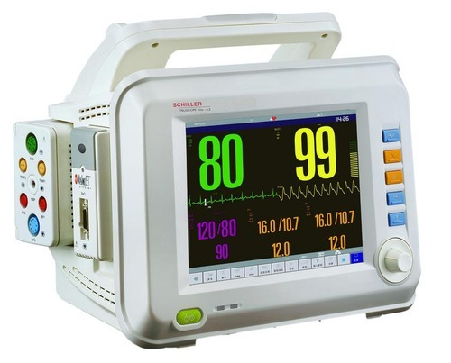 Truscope Elite A3 Multi-Para Touchscreen Patient Monitor