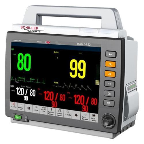 Truscope Iii Multi-para Touchscreen Patient Monitor