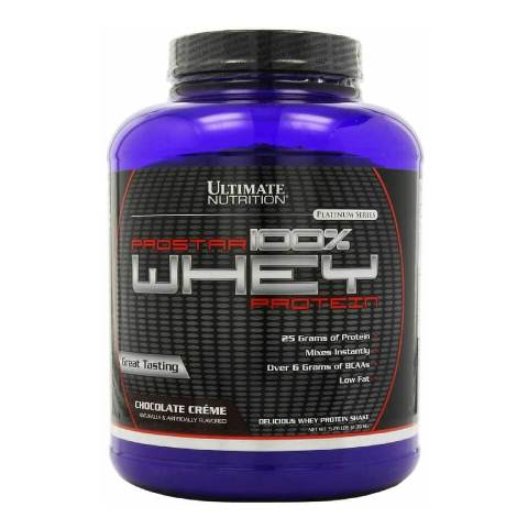 Ultimate Nutrition Prostar 100% Whey Protein 5.28 LBS
