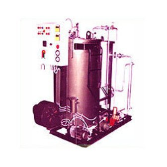 Vertical Steam Boilers